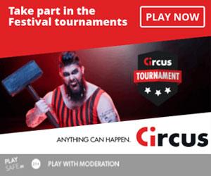 Latest bonus from Circus Casino